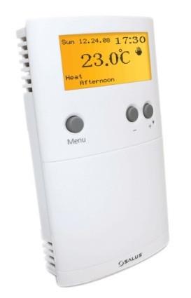 Термостат теплого пола недельный ERT50 24V
