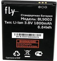 Оригинальный аккумулятор для Fly FS452 Nimbus 2, батарея BL9003