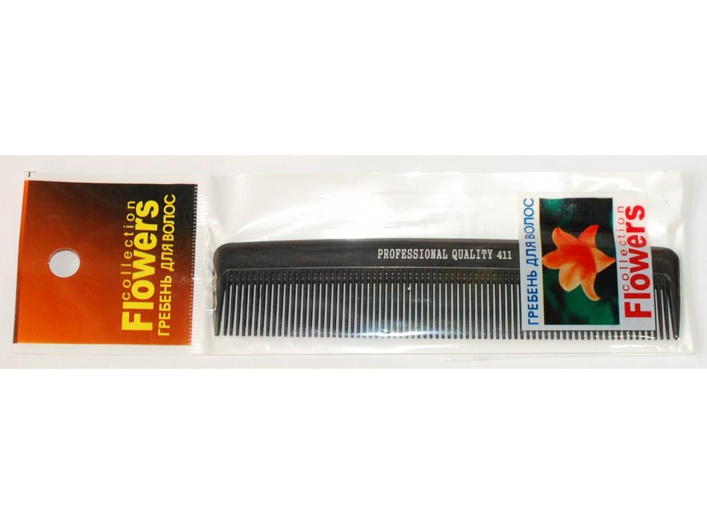 Расческа для волос Flowers Professional Quality 411