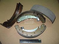 Колодка тормозная баробанного CITROEN, FIAT, PEUGEOT, заднего (производитель TRW) GS8546