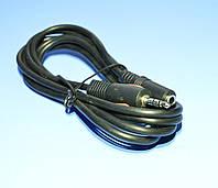 Удлинитель jack3.5мм стерео Cabletech Eco-Line 1.8м KRO4006-1.8