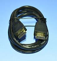 Шнур шт.HDMI - шт.HDMI  KPO3703-1.0 без фильтров 1.0м
