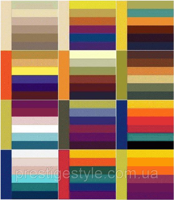 Подборка идеально сочетаемых между собой цветов в интерьере