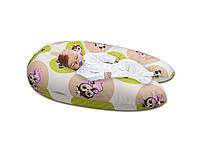 Подушка для беременных и для кормления малыша.