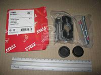 Колодка тормозная комплект монтажный FIAT DUCATO, PEUGEOT BOXER передний (производитель TRW) PFK502