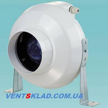 Канальный вентилятор промышленный до 260 м3/час Вентс ВК 125 Б