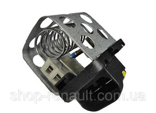 Резистор вентилятора охлаждения (с 2008 года) на авто с кондиционером QSP-M