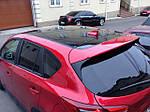НАШИ РАБОТЫ: MAZDA CX-7  Эффект панорамной крыши + антигравийная защита