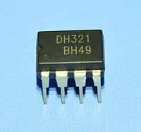 Микросхема DH321 (FSDH321)  dip8  Fairchild