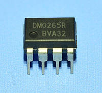 Микросхема DM0265RN (FSDM0265RN)  dip8  Fairchild