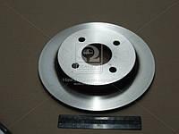 Диск тормозной FORD, заднего (производитель TRW) DF1654