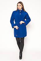 Женское  пальто  прямого силуэта из  кашемира Letta