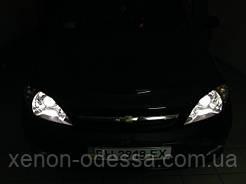 НАШИ РАБОТЫ: Chevrolet Lacetti Установка билинз