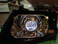 НАШИ РАБОТЫ: Установка билинз Mitsubishi Pajero Sport