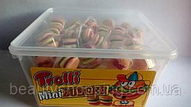 Жевательный мармелад Trolli Mini Burger мини бургеры 600 г