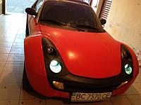 НАШИ РАБОТЫ: Установка ксенона в Smart Roadster