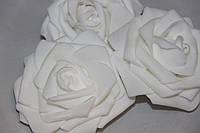 Роза(большая)белая  2016-1-16-1 упаковка 100шт