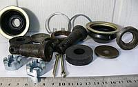 Р/к тяги рулевой ГАЗ 53 комплект 2 пальца (полный) <ДК>, фото 1