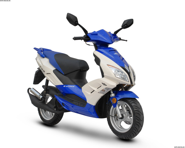 З/ч на двигатель 50-100 куб.см 4-т (скутер) Китай