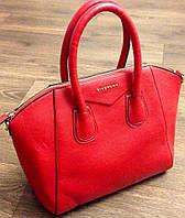 Сумка Givenchy красная живанши
