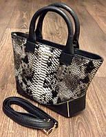 Сумка Givenchy под рептилию мини