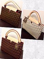 Модная сумка Louis Vuitton квадратная, фото 1