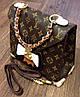 Сумка Louis Vuitton клатч через плечо