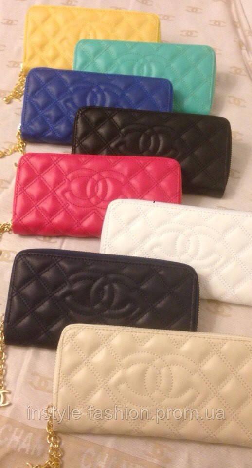 Кошелек брендовый женский Chanel шанель копия выбор цветов - Сумки  брендовые, кошельки, очки, a476adb618b
