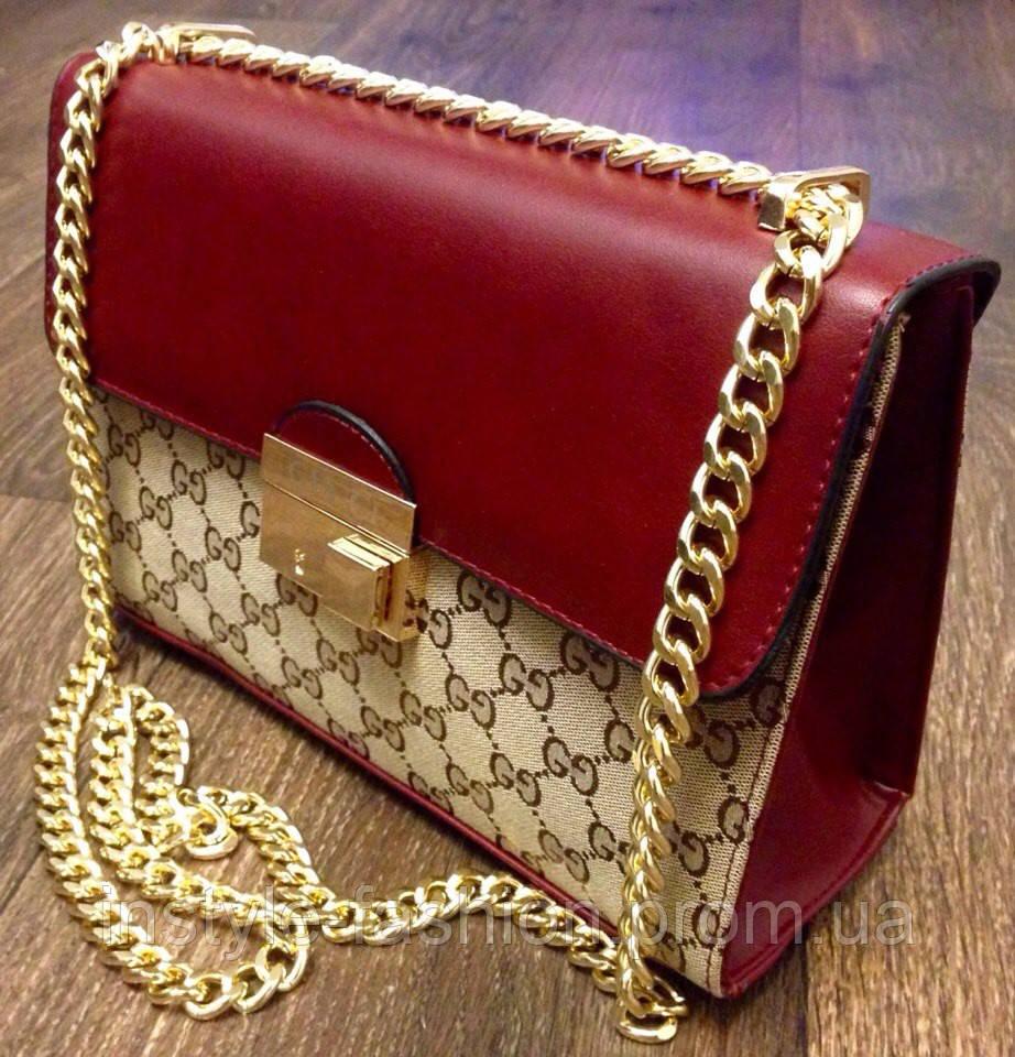 сумка Gucci на пояс цена : Gucci