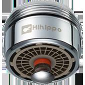 Водосберегающая насадка аэратор на кран HP-2065 c функцией start/stop