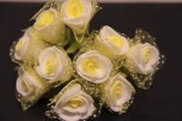 5632-1-5-1 лимонный упаковка 10 букетов (100шт)