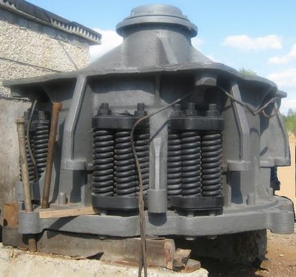 Конусная дробилка среднего дробления КСД 2200Т