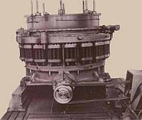 Конусная дробилка мелкого дробления КМД 2200Гр