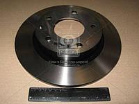 Диск тормозной MAZDA 626 заднего (производитель TRW) DF2705