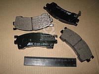 Колодка тормозная FORD/MAZDA 323/626/MX6/XEDOS 6 передний (производитель ABS) 36795