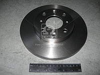 Диск тормозной HONDA CIVIC IV передний, вентилируемый(производитель TRW) DF1436