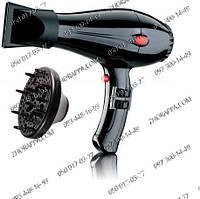 Профессиональный Фен Magio MG-157, три насадки+ионизация+подача холодного потока, фен для волос,мощный фен