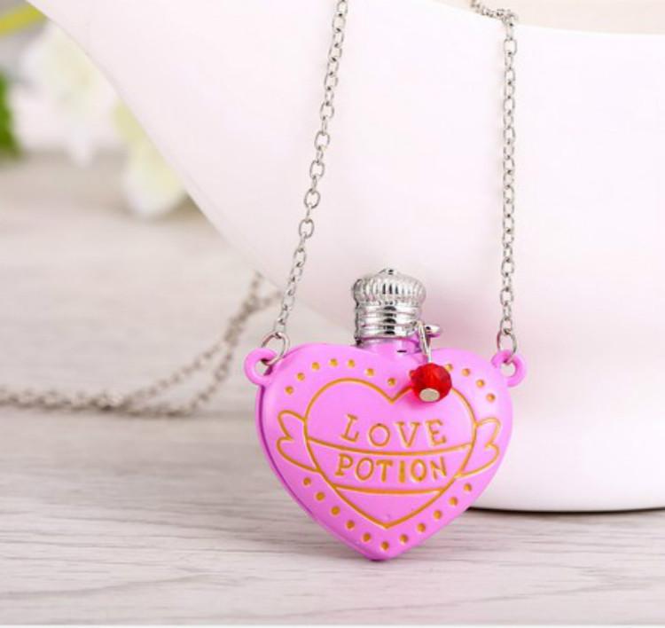 Кулон Love Potion Любовное Зелье