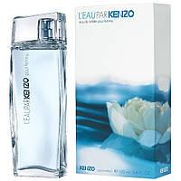 Женская туалетная вода Kenzo Leau par Kenzo pour femme + 10 мл в подарок
