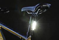 Cветодиодный фонарь для велосипеда Safety light WHITE, фото 1