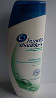 Head & Shoulders шампунь Успокаивающий Уход 400 ml