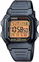 Мужские часы Casio W-800HG-9AVEF
