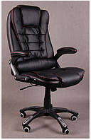 Кресло офисное Bruno BSB (красная нить)