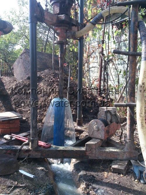 Бурение и обустройство скважин на воду