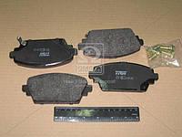 Колодка тормозная HONDA ACCORD передний (производитель TRW) GDB3186
