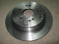 Диск тормозной HONDA CR-V заднего (производитель TRW) DF7374