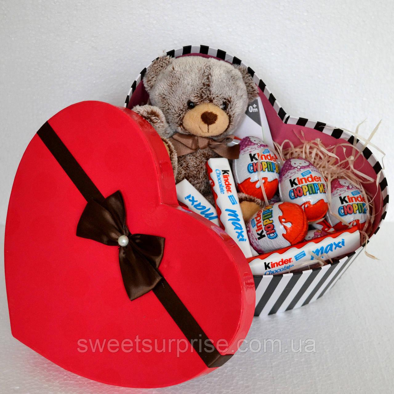 """Оригинальный подарок для любимой """"Сердце"""""""