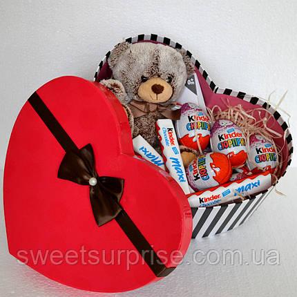 """Оригинальный подарок для любимой """"Сердце"""", фото 2"""