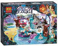 Конструктор Bela серия Fairy 10410 Спа-секрет Нейды (аналог Lego Elves 41072)