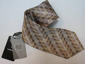 Брендовый мужской галстук «LanFranco»